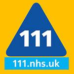 nhs 111 online logo