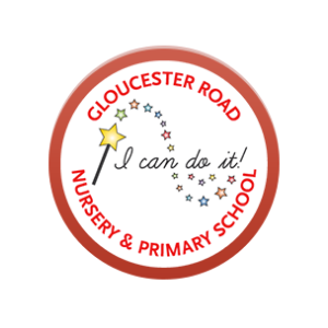 gloucester road primary school logo
